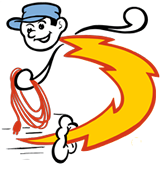 Zimdahl Electric Mascot